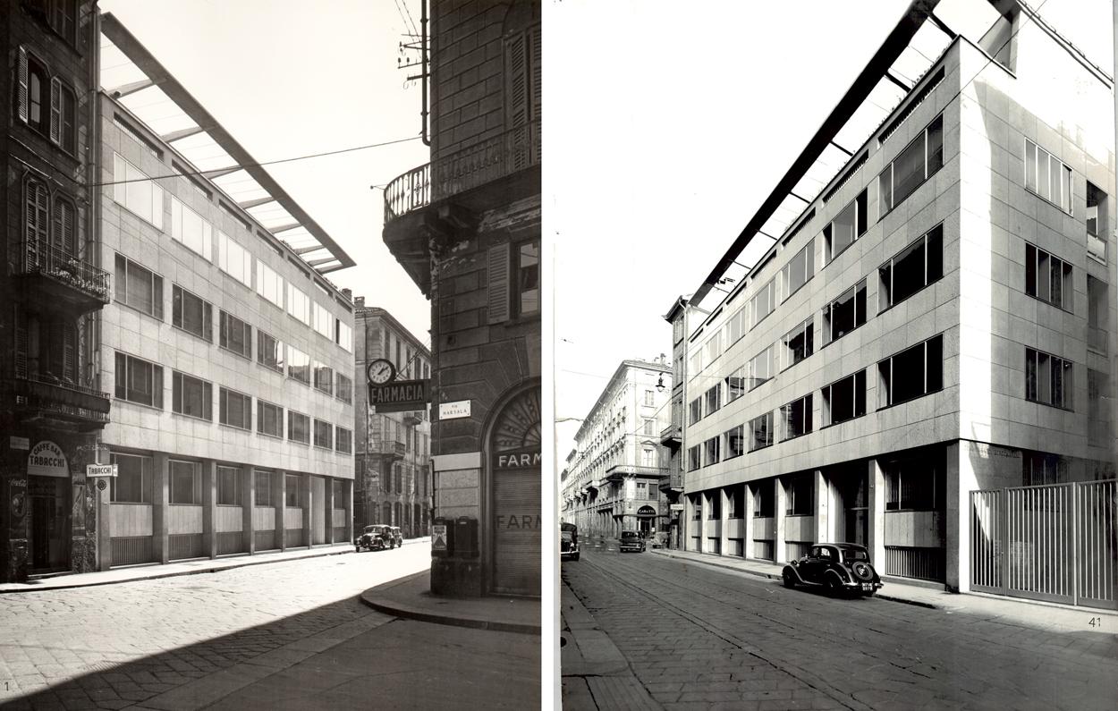 Gigi gho 39 1915 1998 un architetto della milano moderna for Lavoro architetto milano