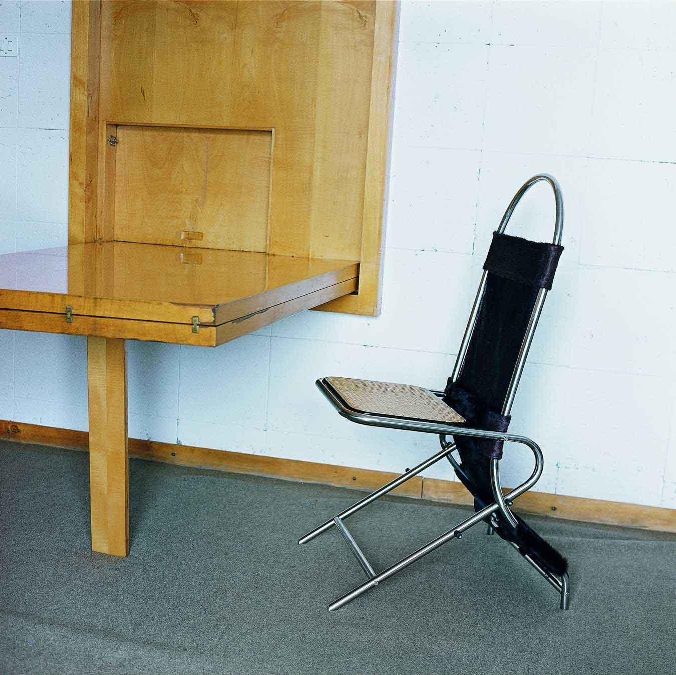 Dos sillas y una mesa - Silla tumbona ...